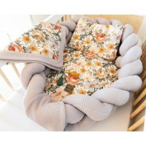 babynest-geflochten-wiesenblumen